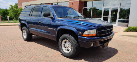 1999 Dodge Durango for sale at Auto Wholesalers in Saint Louis MO