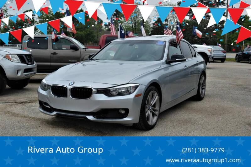 2015 BMW 3 Series for sale at Rivera Auto Group in Spring TX