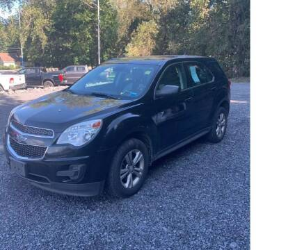 2014 Chevrolet Equinox for sale at GLOVECARS.COM LLC in Johnstown NY