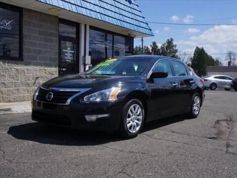 2013 Nissan Altima for sale at Royal AutoTec in Battle Creek MI