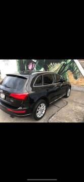 2013 Audi Q5 for sale at Trocci's Auto Sales in West Pittsburg PA