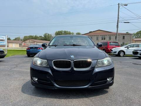 2009 BMW 3 Series for sale at Brownsburg Imports LLC in Indianapolis IN