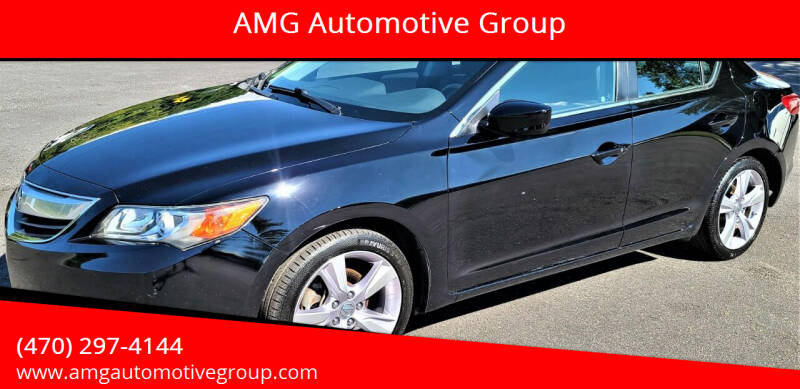 2014 Acura ILX for sale at AMG Automotive Group in Cumming GA
