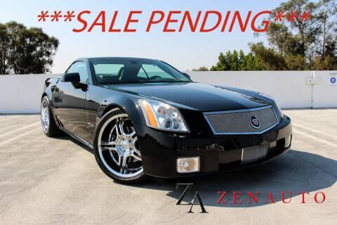 2004 Cadillac XLR for sale at Zen Auto Sales in Sacramento CA