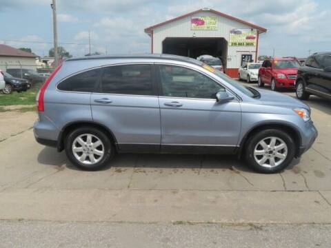 2009 Honda CR-V for sale at Jefferson St Motors in Waterloo IA