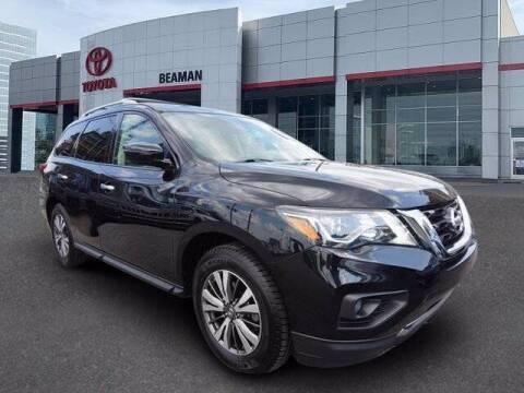 2019 Nissan Pathfinder for sale at BEAMAN TOYOTA in Nashville TN