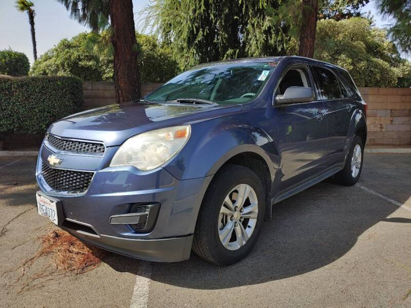 2013 Chevrolet Equinox for sale at Gold Rush Auto Wholesale in Sanger CA