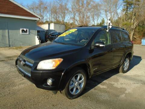 2009 Toyota RAV4 for sale at Taunton Auto & Truck Sales in Taunton MA