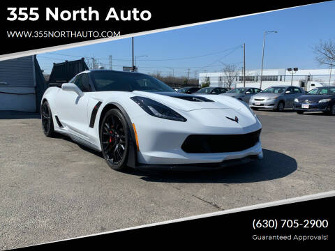 2017 Chevrolet Corvette for sale at 355 North Auto in Lombard IL