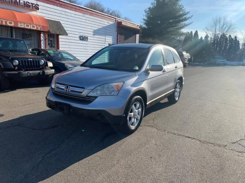 2008 Honda CR-V for sale at American Auto Specialist Inc in Berlin CT