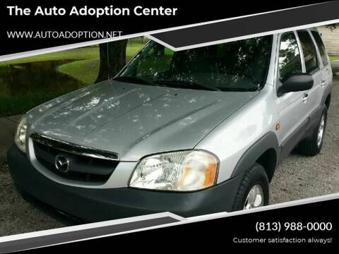 2001 Mazda Tribute for sale at The Auto Adoption Center in Tampa FL