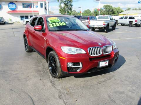 2014 BMW X6 for sale at Auto Land Inc in Crest Hill IL