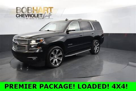 2019 Chevrolet Tahoe for sale at BOB HART CHEVROLET in Vinita OK