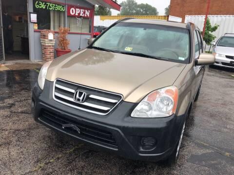 2006 Honda CR-V for sale at Best Deal Motors in Saint Charles MO