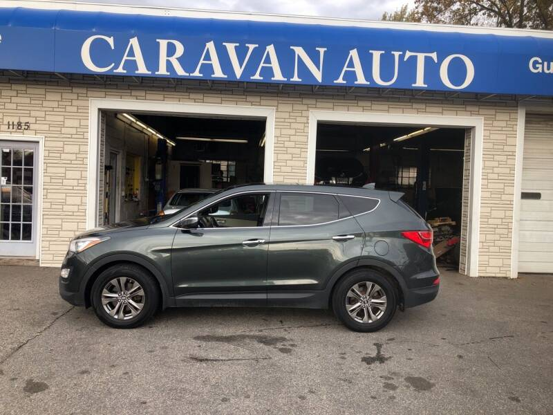2013 Hyundai Santa Fe Sport for sale at Caravan Auto in Cranston RI