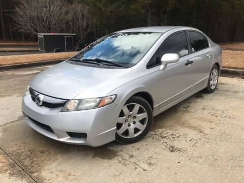 2010 Honda Civic for sale at Global Imports Auto Sales in Buford GA