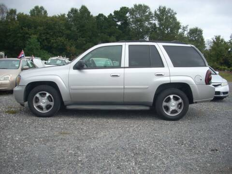 2008 Chevrolet TrailBlazer for sale at Car Check Auto Sales in Conway SC