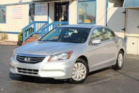 2011 Honda Accord for sale at Dynamics Auto Sale in Highland IN