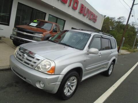 2004 Suzuki XL7 for sale at Island Auto Buyers in West Babylon NY
