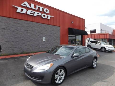 2010 Hyundai Genesis Coupe for sale at Auto Depot - Smyrna in Smyrna TN