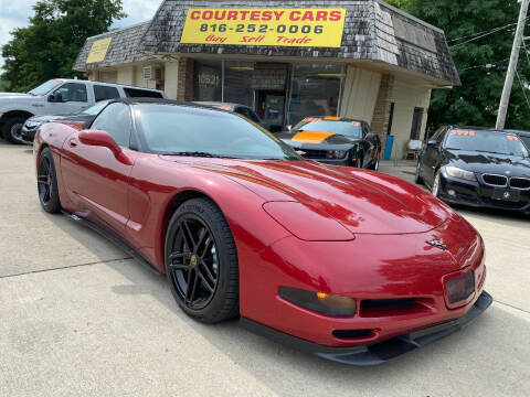 1999 Chevrolet Corvette for sale at Courtesy Cars in Independence MO
