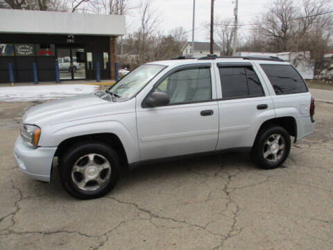 2007 Chevrolet TrailBlazer for sale at Taylors Auto Sales in Canton OH