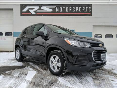2019 Chevrolet Trax for sale at RS Motorsports, Inc. in Canandaigua NY