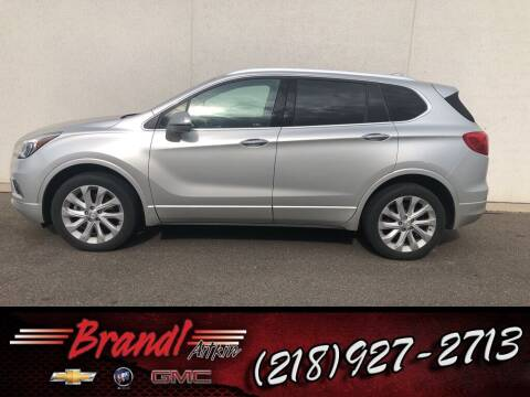 2016 Buick Envision for sale at Brandl GM in Aitkin MN