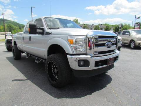2014 Ford F-350 Super Duty for sale at Hibriten Auto Mart in Lenoir NC