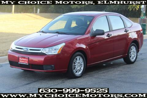 2010 Ford Focus for sale at Your Choice Autos - My Choice Motors in Elmhurst IL
