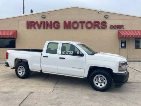 2019 Chevrolet Silverado 1500 LD for sale at Irving Motors Corp in San Antonio TX