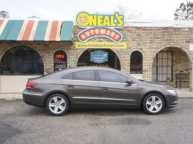 2013 Volkswagen CC for sale at Oneal's Automart LLC in Slidell LA