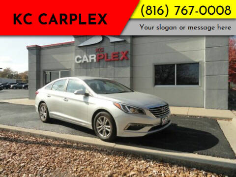 2015 Hyundai Sonata for sale at KC Carplex in Grandview MO