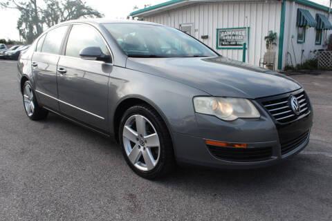 2008 Volkswagen Passat for sale at Jamrock Auto Sales of Panama City in Panama City FL