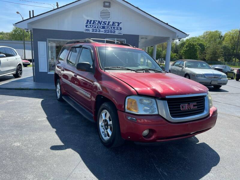 2004 GMC Envoy XL for sale at Hensley Auto Sales in Frankfort KY