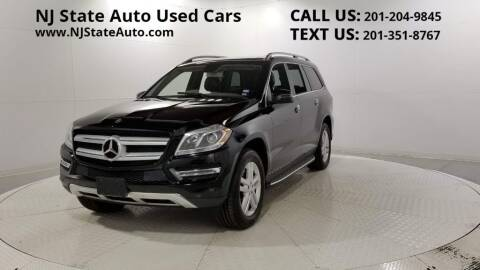 2015 Mercedes-Benz GL-Class for sale at NJ State Auto Auction in Jersey City NJ