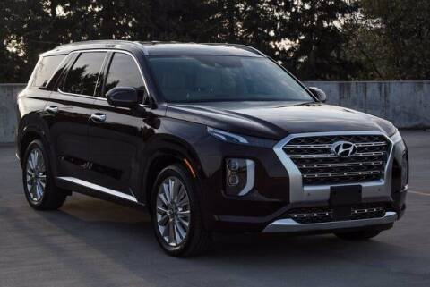 2020 Hyundai Palisade for sale at Chevrolet Buick GMC of Puyallup in Puyallup WA