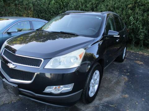 2010 Chevrolet Traverse for sale at SPRINGFIELD AUTO SALES in Springfield WI
