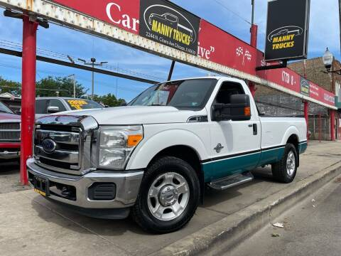 2012 Ford F-350 Super Duty for sale at Manny Trucks in Chicago IL