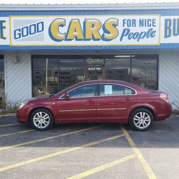 2008 Saturn Aura for sale at Good Cars 4 Nice People in Omaha NE