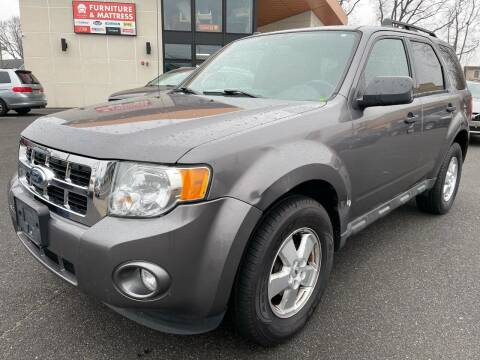 2012 Ford Escape for sale at MAGIC AUTO SALES in Little Ferry NJ