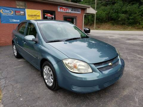 2010 Chevrolet Cobalt for sale at Doctor Auto in Cecil PA