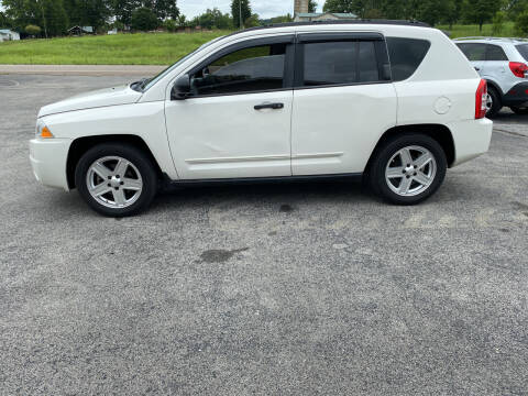 2009 Jeep Compass for sale at K & P Used Cars, Inc. in Philadelphia TN