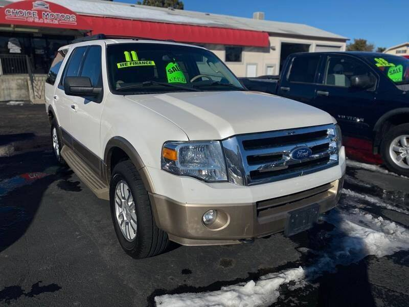 2011 Ford Expedition for sale at Choice Motors of Salt Lake City in West Valley  City UT