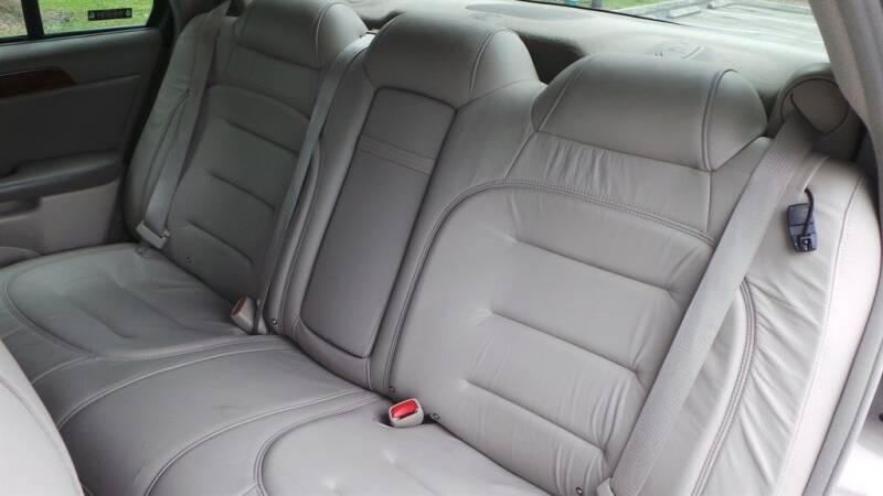 2002 Cadillac DeVille 4dr Sedan - Fort Myers FL
