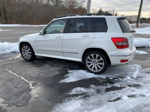 2010 Mercedes-Benz GLK for sale at Mike's Auto Sales in Westport MA