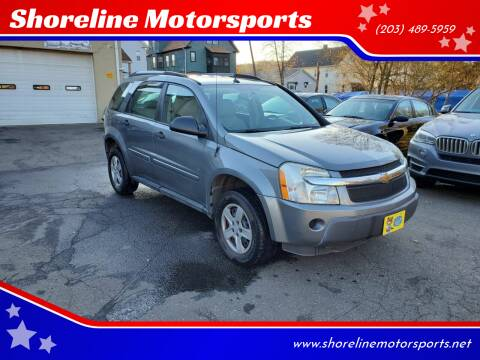 2006 Chevrolet Equinox for sale at Shoreline Motorsports in Waterbury CT
