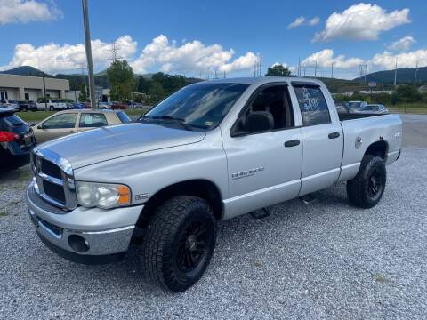 2005 Dodge Ram Pickup 1500 for sale at Bailey's Auto Sales in Cloverdale VA