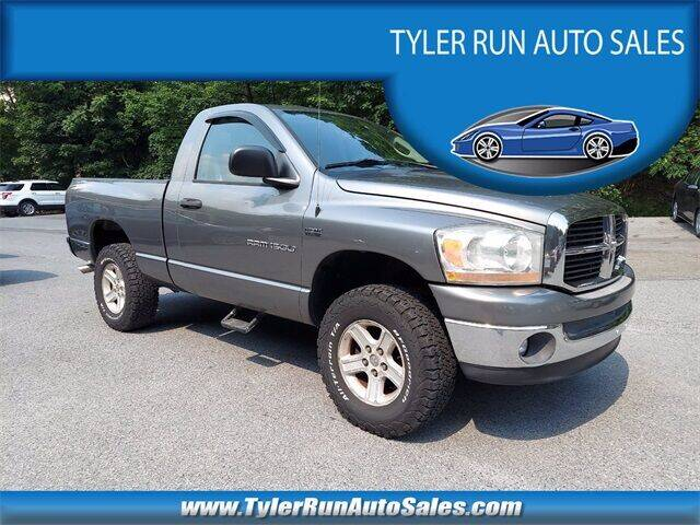 2006 Dodge Ram Pickup 1500 for sale at Tyler Run Auto Sales in York PA