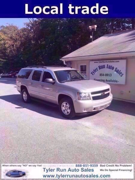 2007 Chevrolet Suburban for sale at Tyler Run Auto Sales in York PA